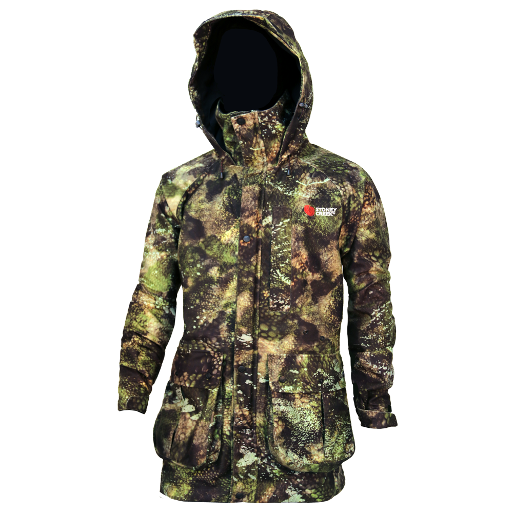Suppressor Jacket - TCF